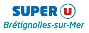 LOGO SUPER U BRETIGNOLLES